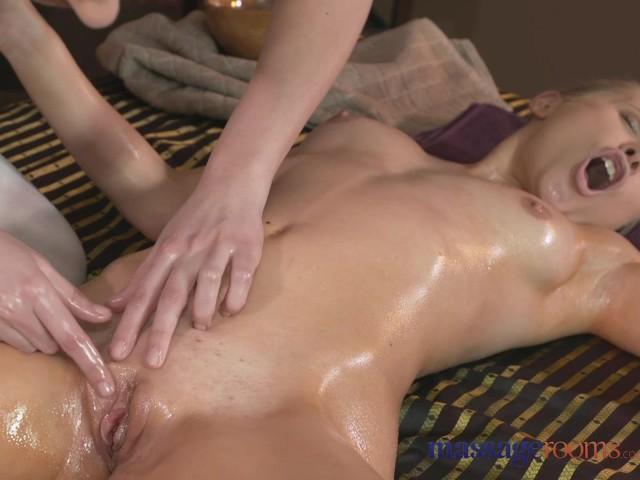 Chloe Amour Lesbian Massage