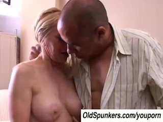 Robin is a randy old spunker who loves to fuck