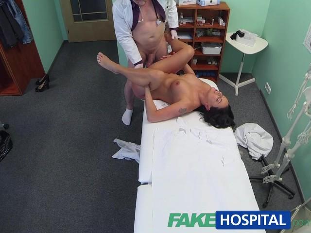 Ebony Doctor Porn