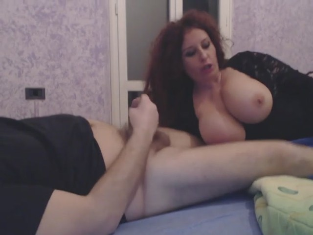 Slutty Mature Woman Sucks A Small Dick And Gets A Facial -4998