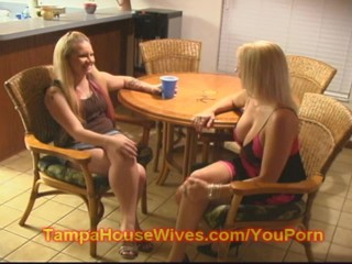 Two Cheating HOUSEWIVES and CONSTRUCTION WORKERS