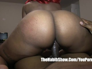 teen virgin phatt juicy thicc red phat booty jiggle banged