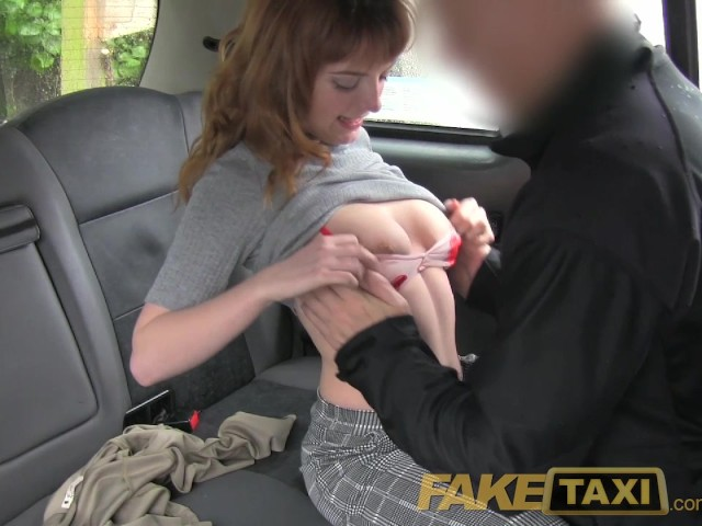 Female Fake Taxi Ass Licking