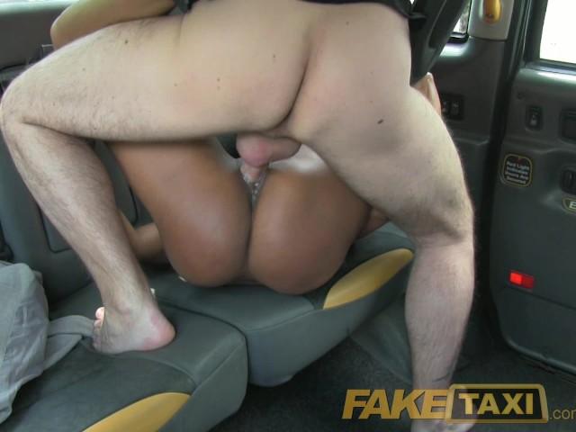 Fake Taxi Interracial Creampie