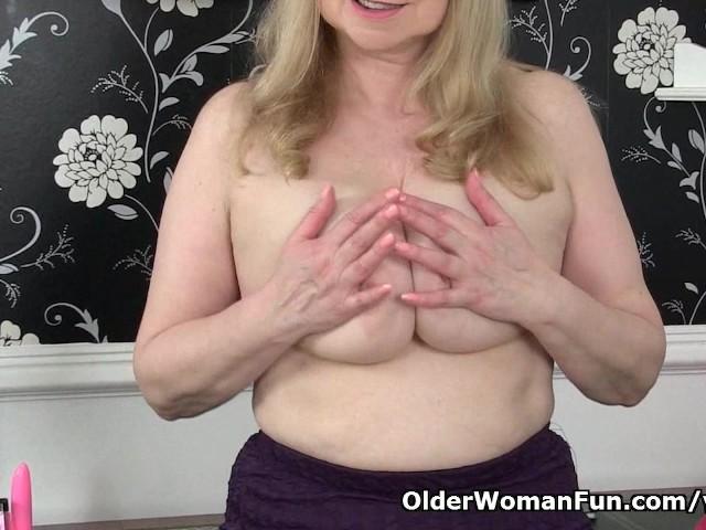 British Granny Big Tits