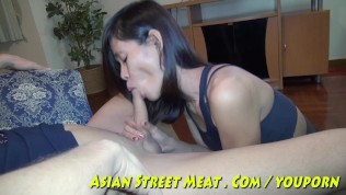 Asian Street Meat XXX  Philippines Anal Teeny Sucks Off Shaft