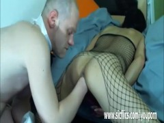 Picture Horny amateur slut fisted by her boyfriend