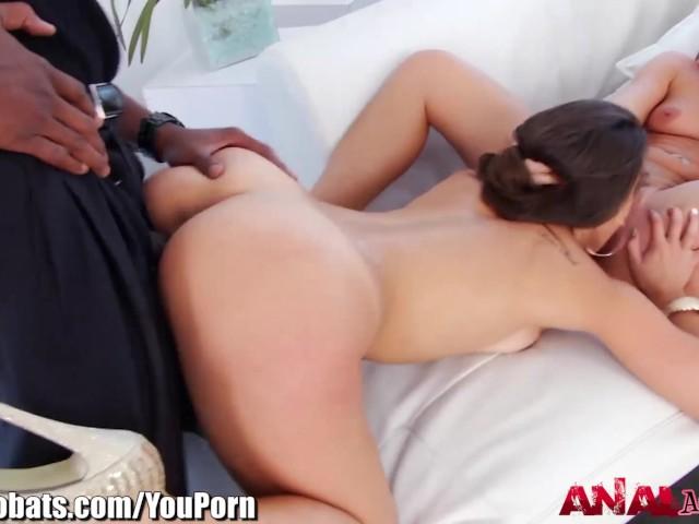 Analacrobats Kelsi Monroes Big Black Dick 3some Sean Michaels