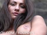 Michaela Isizzu flawless natural beauty
