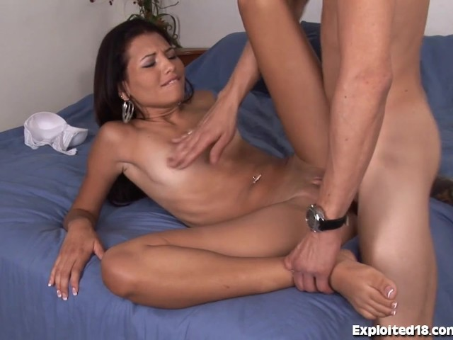 Teen Fucks Her Way Out Trouble