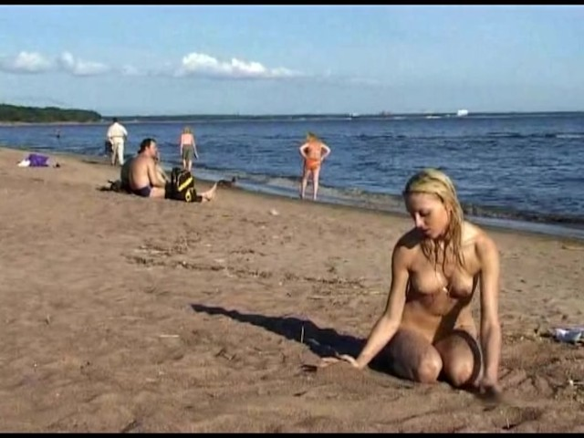 nudist beach teen