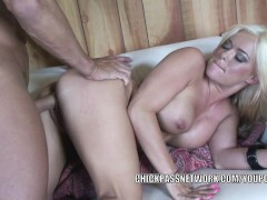 Picture Petite slut Crista Moore gets her Adult bitc...
