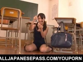 Classroom/in harumi with sex classroom