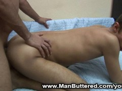 Picture Gays Love to Blow and Blast Facial Cumshots