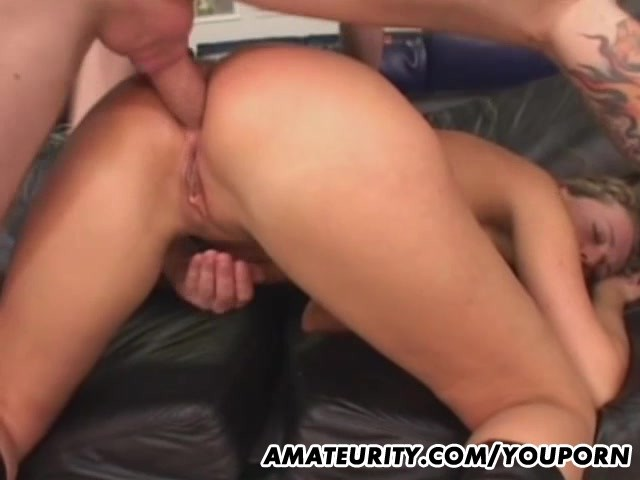 Michelle B Double Penetration