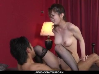 Flawless cam display alongside in need of sex JAVYui Hatano
