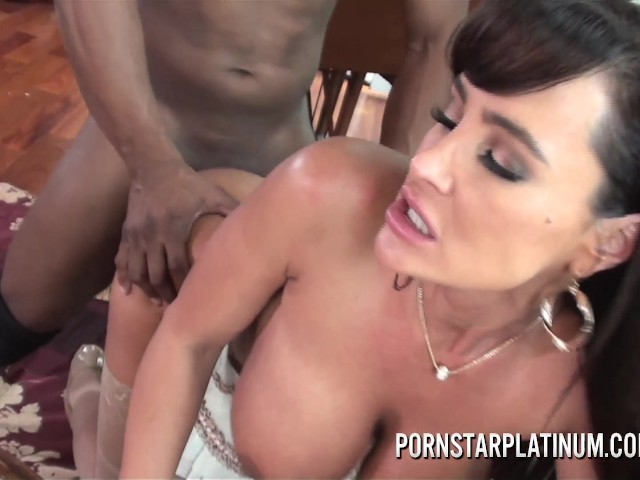 Tiny Latina Big Black Cock
