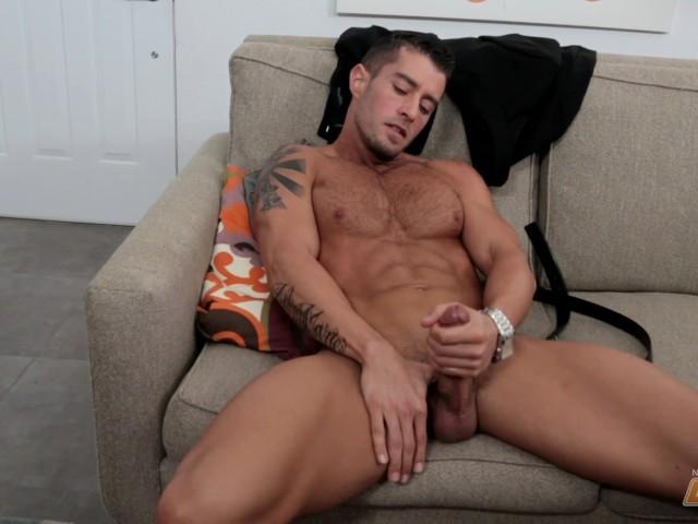 Orlando is so cute, and he love solo masturbation