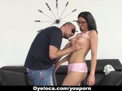 Picture OyeLoca - Sexy Latina Naked Around Barcelona