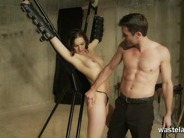 Lactating Slave