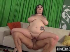 Picture Plumper slut Scarlet LaVey gets fucked hard