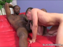 Picture Andy Taylor Gets A Black Cock Slid In His As