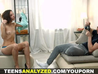 Teens Analyzed - Amateur photo session and anal