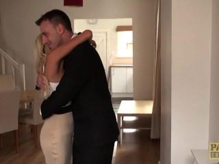 Married MILF Tia Layne still fucks like a whore for Pascal White