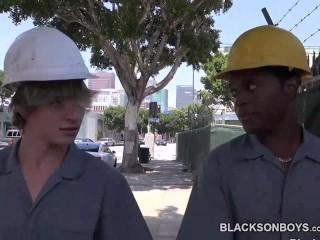 Jessie Montgomery Takes A Black Dick