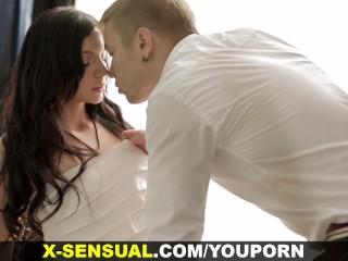 X-Sensual - A taste of honeymoon sex