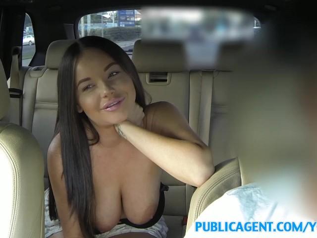 Japanese Big Tits Public