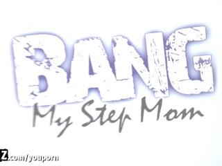 WANKZ - Slutty Step-mom Fucks Her Older Step-son!