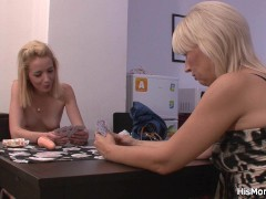 Picture He finds his lesbo mom and Young Girl 18+ fu...