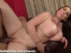 Picture Desiree Massages Client With Her Big Boobs