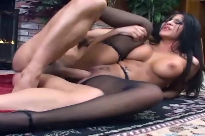 Nubile double penetration