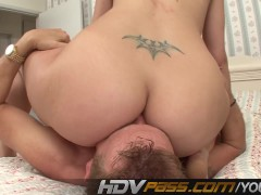 Picture Ava Rose Licked And Doing Reverse Cowgirl