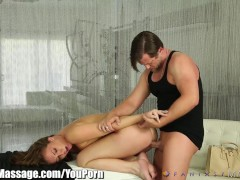 Picture FantasyMassage Maddy O Reilly gets a House C...