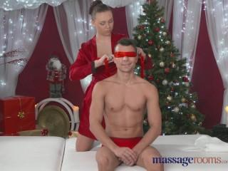 Lingerie/hd/horny massage santa gift meaty