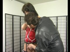 Picture Busty milf gets a bit tied up - Julia Reaves