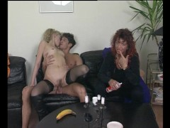 MMF Milf threesome! - Julia...