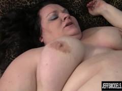 Picture BBW whore Joanna Roxxx hardcore anal sex