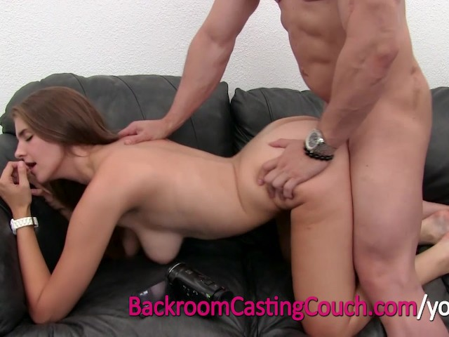 Redhead Teen Anal Casting