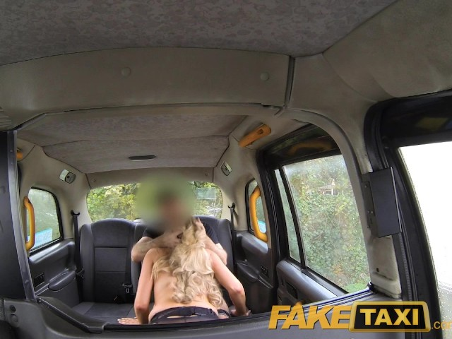 Fake Taxi Pussy Licking Orgasm