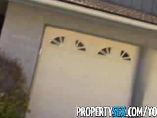 PropertySex - Realtors fucks client as housewarming gift