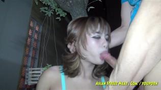 Asian Street Meat XXX  Tattoed Anal Fuck Toy Asian Freak