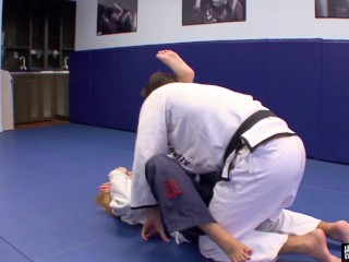 How to Fuck Your Judo Instructor