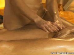 Blonde Massage From Exotic...