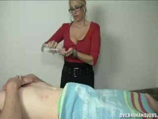 Milf Loves Young Cocks When They Are Rock Hard