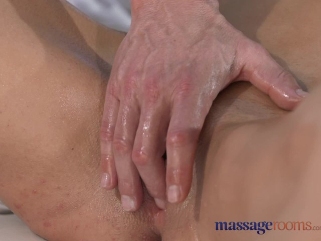 Massage Room Finger Fuck