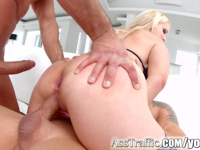 Abigail Mac Double Penetration
